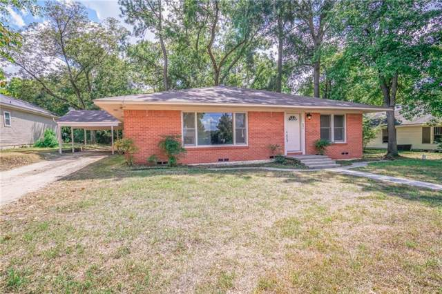 431 Jefferson Street, Pittsburg, TX 75686 (MLS #14183765) :: The Heyl Group at Keller Williams