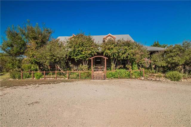 857 Childress Road, Saint Jo, TX 76265 (MLS #14183774) :: Ann Carr Real Estate