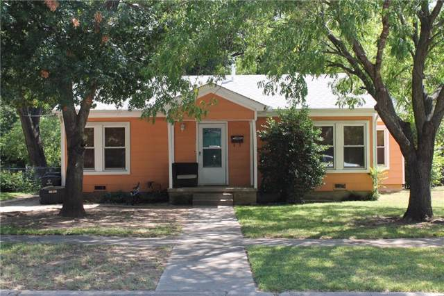 2302 Fowler Drive, Denton, TX 76209 (MLS #14183780) :: Team Tiller