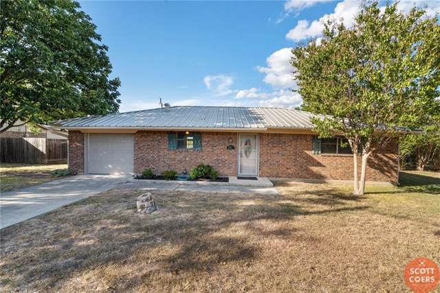 3914 Crestridge Drive, Brownwood, TX 76801 (MLS #14183793) :: The Real Estate Station