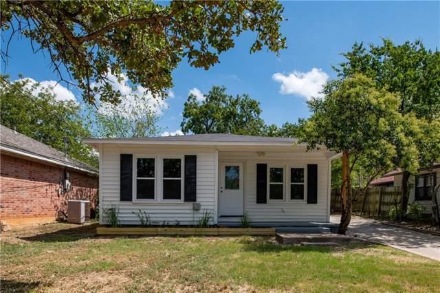3312 Delaware Trail, Lake Worth, TX 76135 (MLS #14183801) :: The Heyl Group at Keller Williams