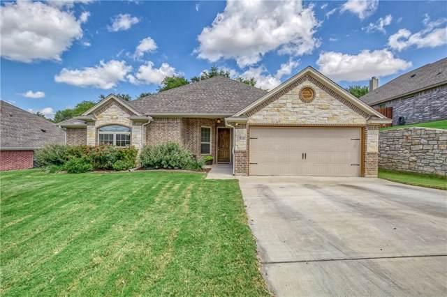 712 Westgate Drive, Aledo, TX 76008 (MLS #14183811) :: Kimberly Davis & Associates