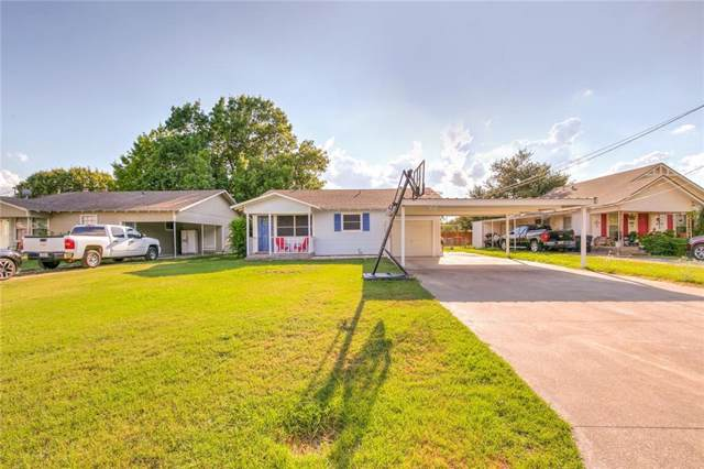 1713 Redwood Drive, Cleburne, TX 76033 (MLS #14183813) :: All Cities Realty