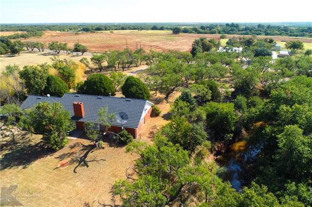 5250 Nugent Road, Abilene, TX 79601 (MLS #14183815) :: Team Hodnett