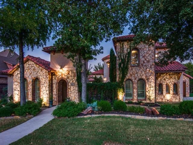 609 Deerwood Lane, Keller, TX 76248 (MLS #14183834) :: Lynn Wilson with Keller Williams DFW/Southlake
