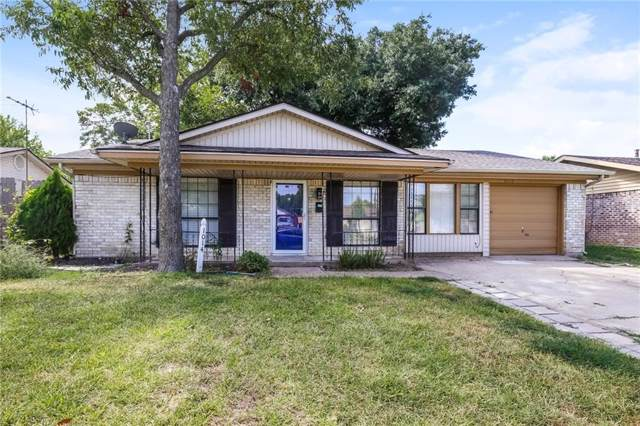1014 Bay Shore Drive, Garland, TX 75040 (MLS #14183848) :: The Good Home Team