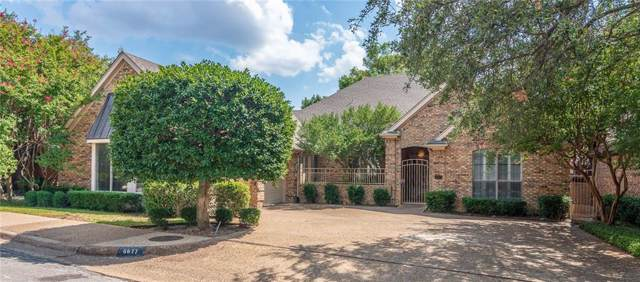 6677 Crestway Court, Dallas, TX 75230 (MLS #14183851) :: Robbins Real Estate Group