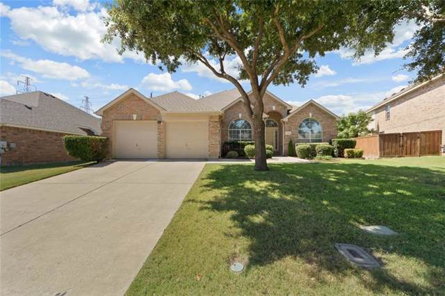 1305 Lakeridge Lane, Irving, TX 75063 (MLS #14183909) :: All Cities Realty