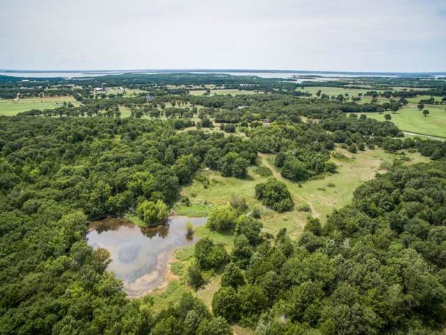 60 Ac E Fm 455 E, Pilot Point, TX 76258 (MLS #14183911) :: The Heyl Group at Keller Williams