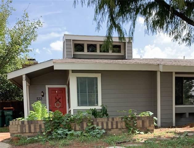 533 Harvest Hill Street, Lewisville, TX 75067 (MLS #14183916) :: Roberts Real Estate Group