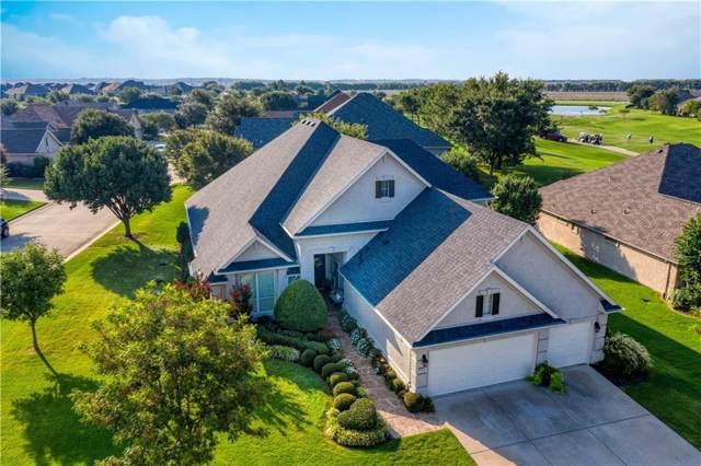 9809 Grandview Drive, Denton, TX 76207 (MLS #14183925) :: Real Estate By Design