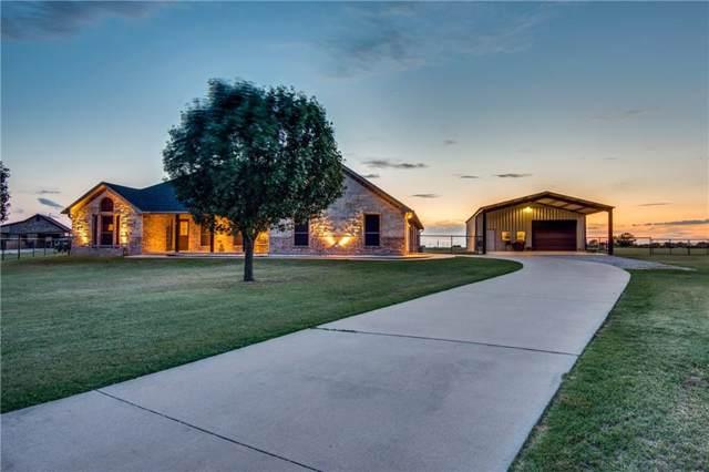 9214 Chisum Road, Dish, TX 76247 (MLS #14183944) :: Kimberly Davis & Associates