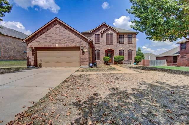 1743 Chadwick Drive, Cedar Hill, TX 75104 (MLS #14183948) :: Team Hodnett