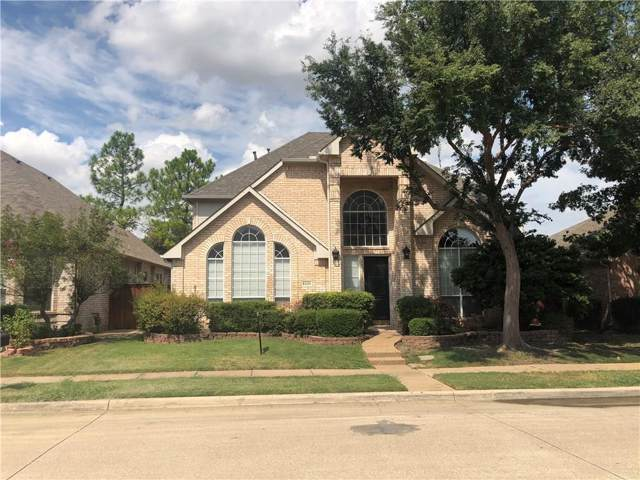 8525 Mill Creek Road, Irving, TX 75063 (MLS #14184000) :: All Cities Realty