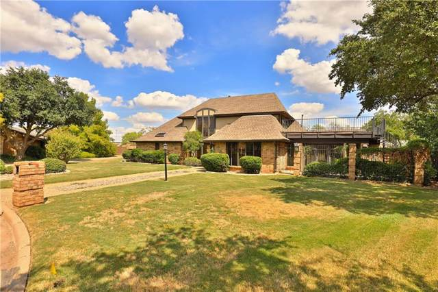1350 Canterbury Drive, Abilene, TX 79602 (MLS #14184004) :: The Good Home Team