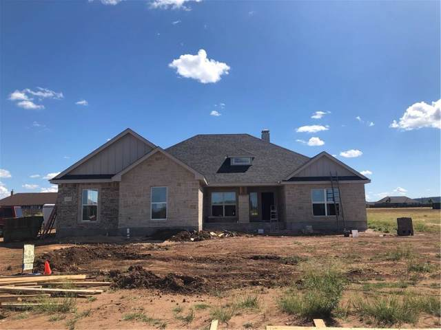 141 El Camino Court, Abilene, TX 79602 (MLS #14184030) :: Kimberly Davis & Associates