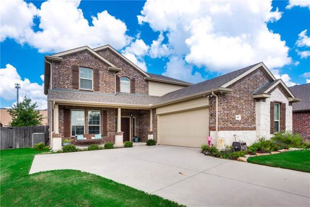 816 Westgate Court, Anna, TX 75409 (MLS #14184038) :: RE/MAX Town & Country
