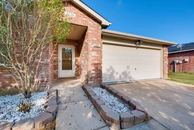 6116 Thackery Drive, Denton, TX 76210 (MLS #14184041) :: Baldree Home Team