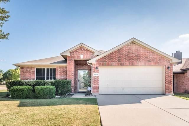 4901 Madyson Ridge Drive, Fort Worth, TX 76133 (MLS #14184046) :: Kimberly Davis & Associates