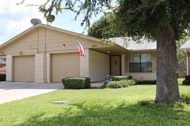 105 Azalea Drive, Brownwood, TX 76801 (MLS #14184047) :: The Chad Smith Team