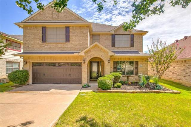 2921 Shoreline Drive, Burleson, TX 76028 (MLS #14184060) :: The Heyl Group at Keller Williams