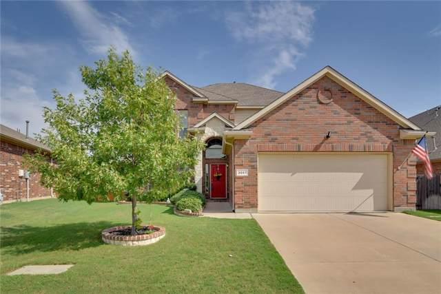 3057 San Fernando Drive, Fort Worth, TX 76177 (MLS #14184078) :: The Heyl Group at Keller Williams