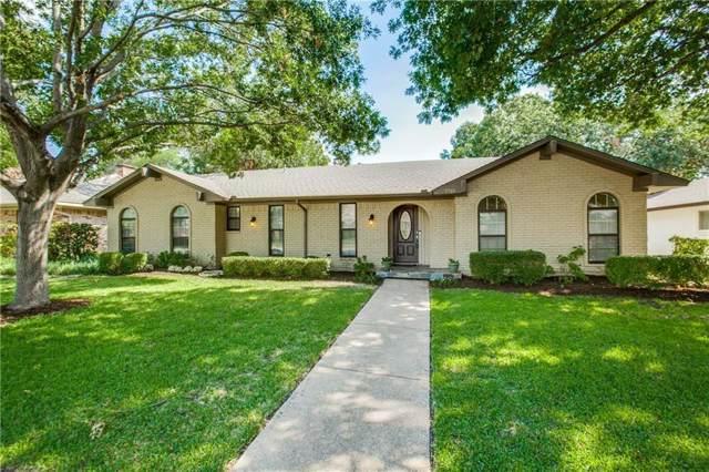 7710 La Risa Drive, Dallas, TX 75248 (MLS #14184092) :: Van Poole Properties Group