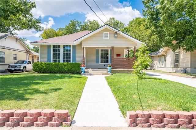 5019 Garland Avenue, Dallas, TX 75223 (MLS #14184100) :: Kimberly Davis & Associates
