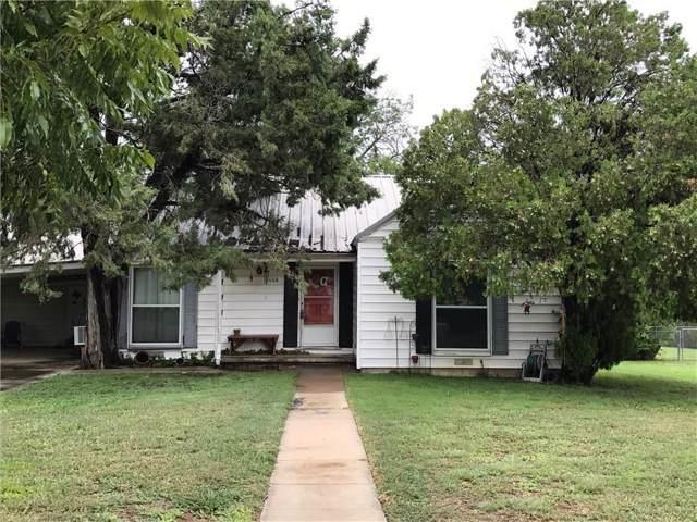1008 La Monte Drive, Brownwood, TX 76801 (MLS #14184115) :: Baldree Home Team