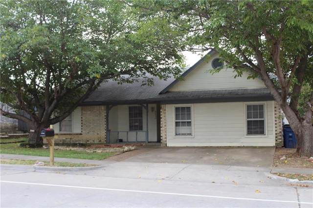 6652 N Park Drive, Watauga, TX 76148 (MLS #14184124) :: Team Hodnett