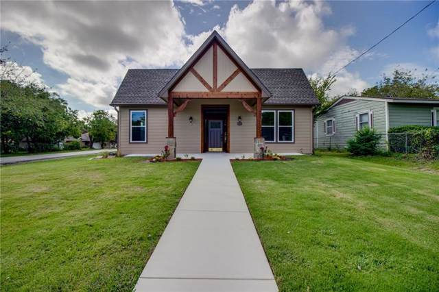 809 E Milam Street, Ennis, TX 75119 (MLS #14184152) :: RE/MAX Town & Country