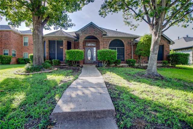 1622 Springwood Drive, Mesquite, TX 75181 (MLS #14184158) :: Lynn Wilson with Keller Williams DFW/Southlake