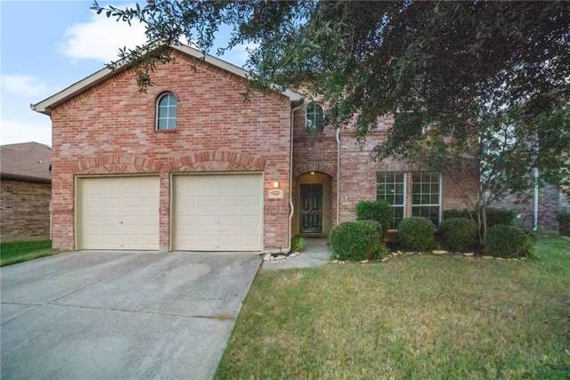 9109 Liberty Crossing Drive, Fort Worth, TX 76131 (MLS #14184173) :: RE/MAX Town & Country