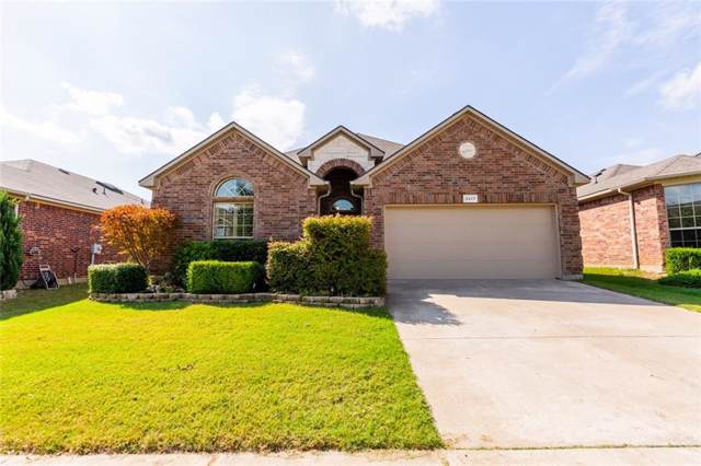 3217 Buckthorn Lane, Denton, TX 76226 (MLS #14184184) :: The Heyl Group at Keller Williams