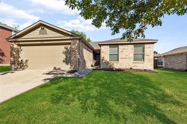 280 Salmon Lake Drive, Melissa, TX 75454 (MLS #14184203) :: Kimberly Davis & Associates