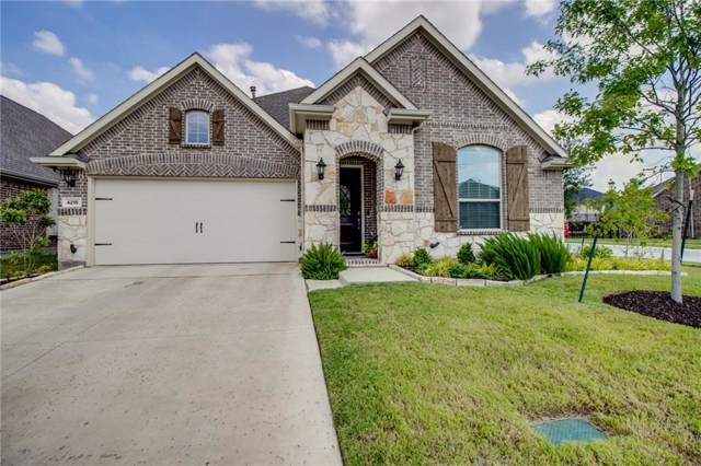 4215 Audubon Lane, Irving, TX 75063 (MLS #14184210) :: The Heyl Group at Keller Williams