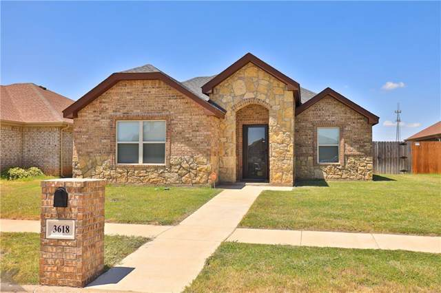 3618 Firedog Road, Abilene, TX 79606 (MLS #14184213) :: RE/MAX Pinnacle Group REALTORS