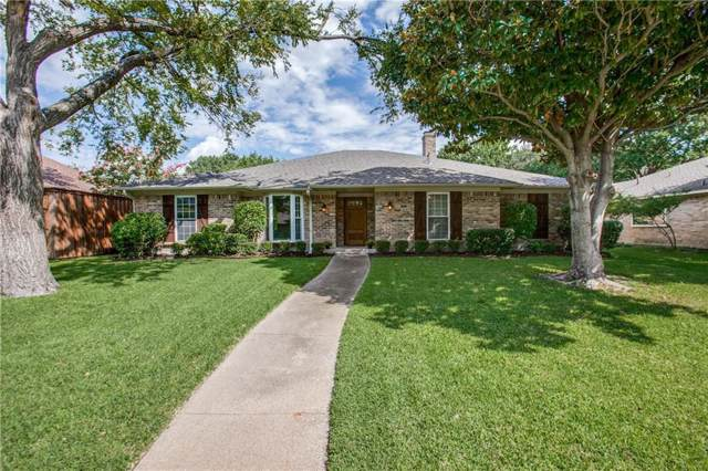 10003 Glen Canyon Drive, Dallas, TX 75243 (MLS #14184214) :: HergGroup Dallas-Fort Worth