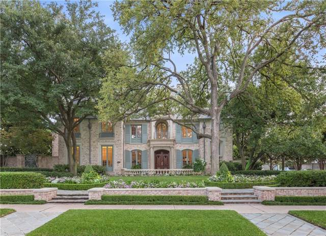 4241 Lorraine Avenue, Highland Park, TX 75205 (MLS #14184219) :: Kimberly Davis & Associates
