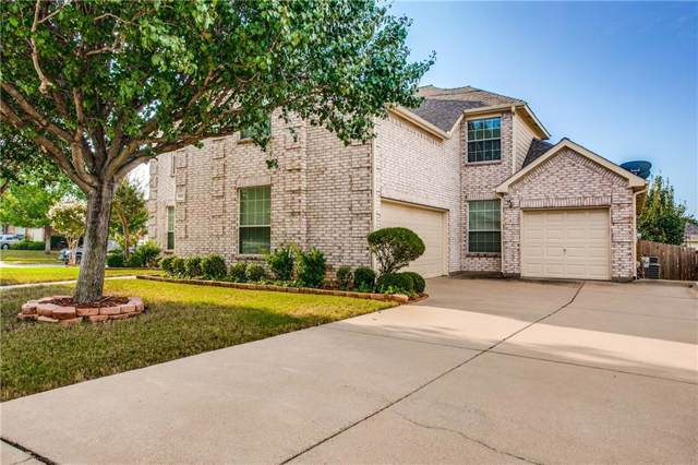1312 Liverpool Lane, Mansfield, TX 76063 (MLS #14184224) :: The Mitchell Group