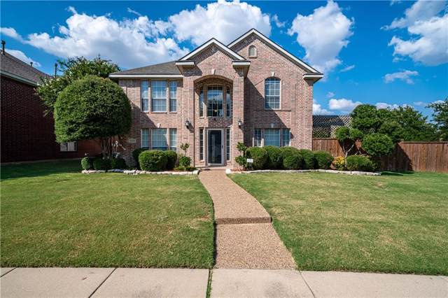 11468 Pagewynne Drive, Frisco, TX 75035 (MLS #14184253) :: Kimberly Davis & Associates