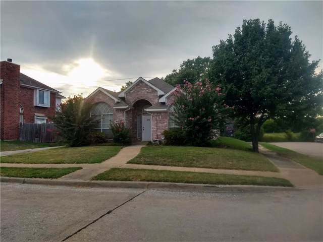 6930 Conestoga Drive, Rowlett, TX 75089 (MLS #14184278) :: The Heyl Group at Keller Williams