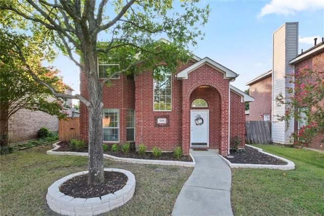 3805 Braxton Lane, Flower Mound, TX 75028 (MLS #14184285) :: Frankie Arthur Real Estate
