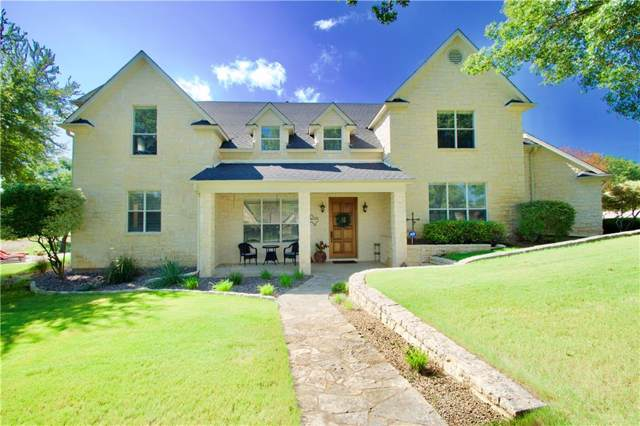 624 Chandler Drive, Aledo, TX 76008 (MLS #14184294) :: RE/MAX Town & Country