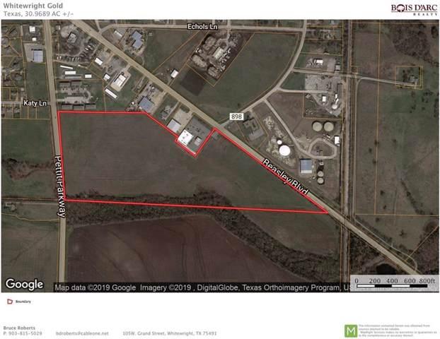 301 S Us Highway 69, Whitewright, TX 75491 (MLS #14184323) :: Baldree Home Team