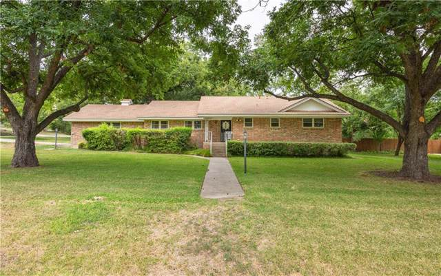 3701 Pecan Park Drive, Weatherford, TX 76087 (MLS #14184330) :: The Chad Smith Team