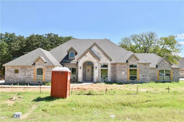 104 Spanish Oak Drive, Krugerville, TX 76227 (MLS #14184342) :: Real Estate By Design