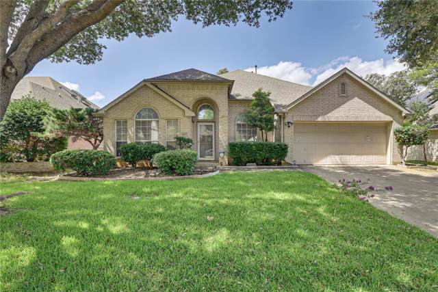 1007 Tennison Drive, Euless, TX 76039 (MLS #14184350) :: The Chad Smith Team