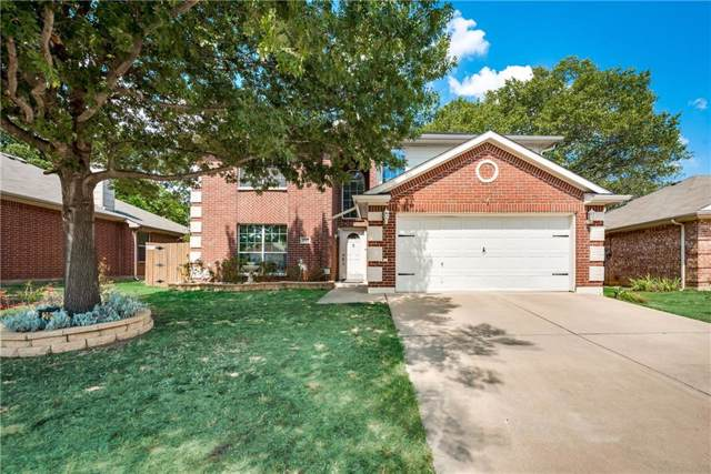 2002 Cancun Drive, Mansfield, TX 76063 (MLS #14184360) :: All Cities Realty