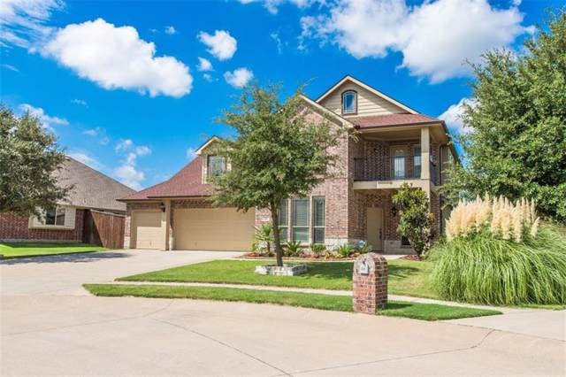 211 N Ridge Trail, Prosper, TX 75078 (MLS #14184365) :: Vibrant Real Estate